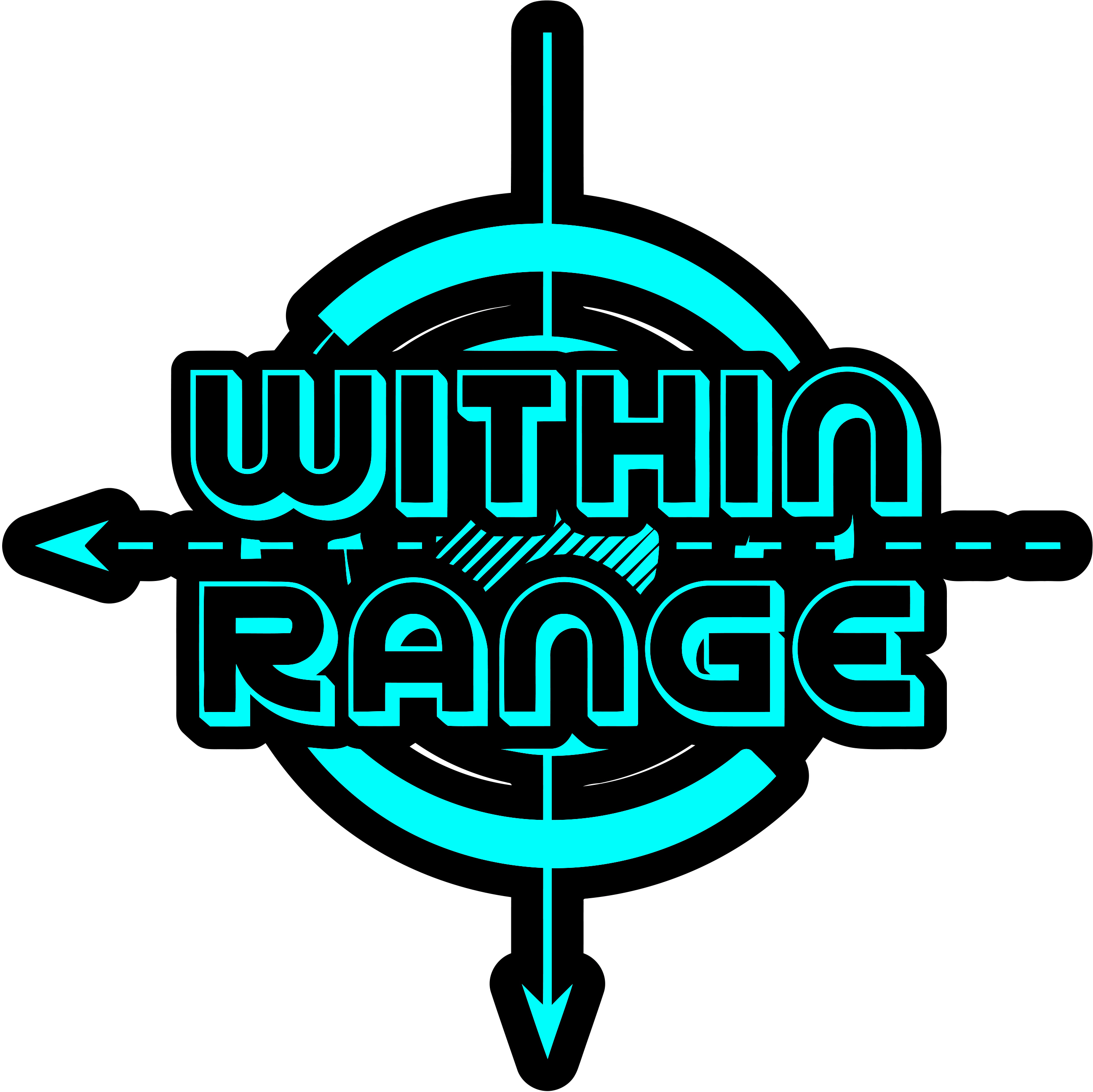 WITHIN RANGE Disc Golf